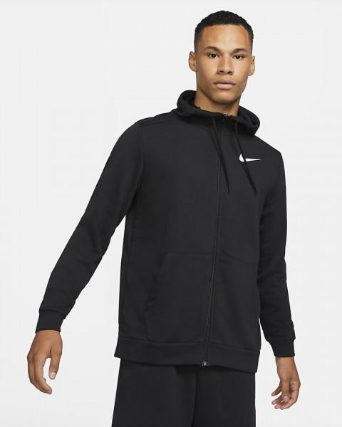 NIKE - DRI-FT FULL ZIP vest men - zwart