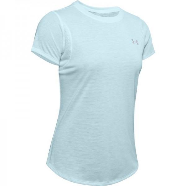 UNDER ARMOUR - STREAKER T-shirt - licht blauw - Haarlem