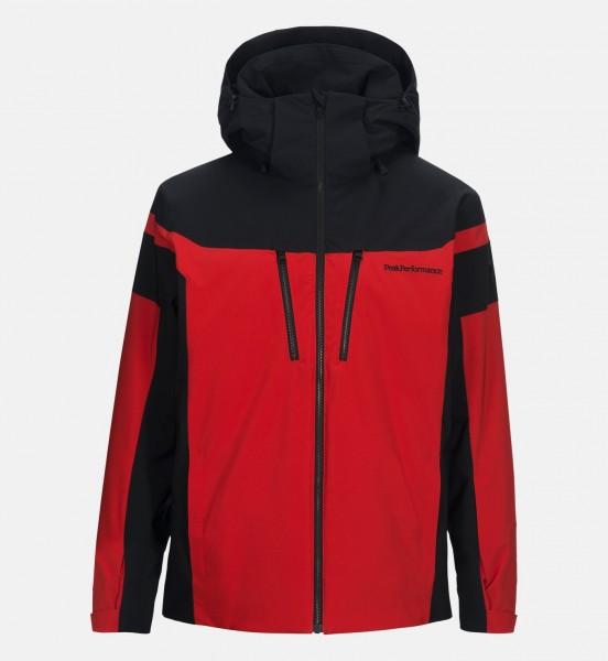 PEAK PERFORMANCE - LANZO jas - rood