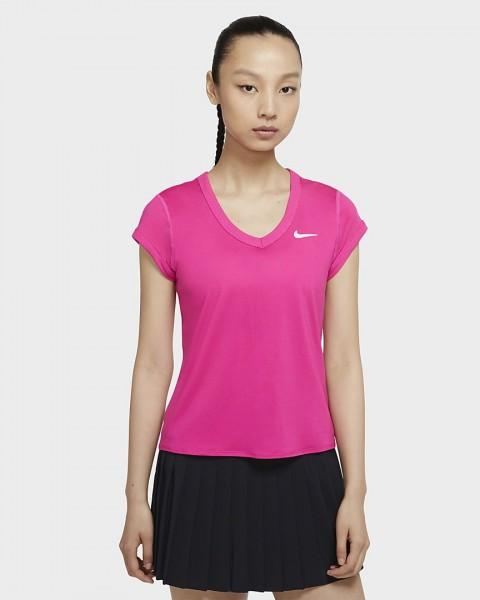NIKE - COURT DRI-FIT Tennistop women - roze