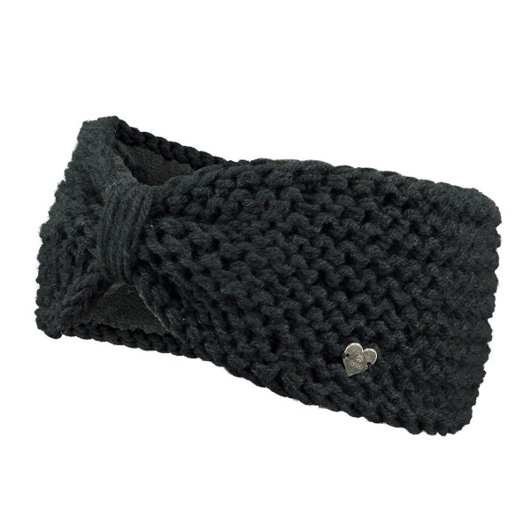 BARTS - GINGER haarband women - zwart
