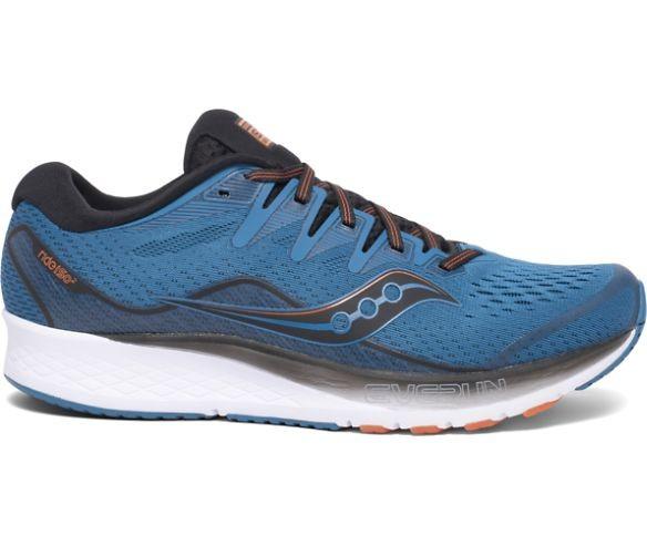 SAUCONY - RIDE ISO 2 schoenen - blauw