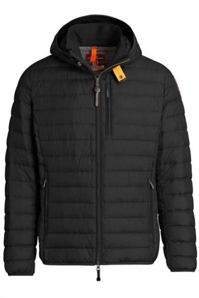 PARAJUMPERS - LAST MINUTE jas men - zwart
