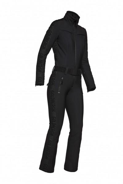 GOLDBERGH - GOLDFINGER ski jumpsuit - zwart