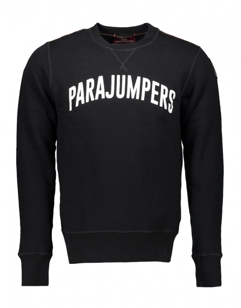 PARAJUMPERS - CALEB sweater - zwart