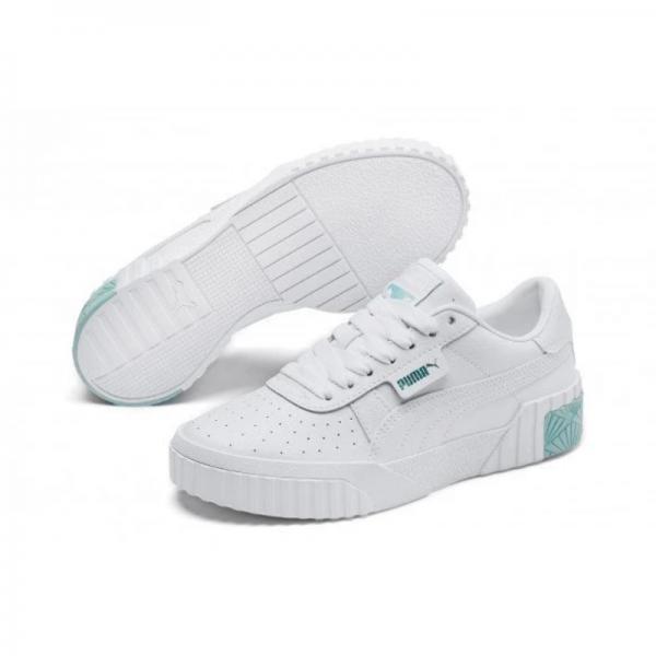 PUMA - CALI schoenen - wit