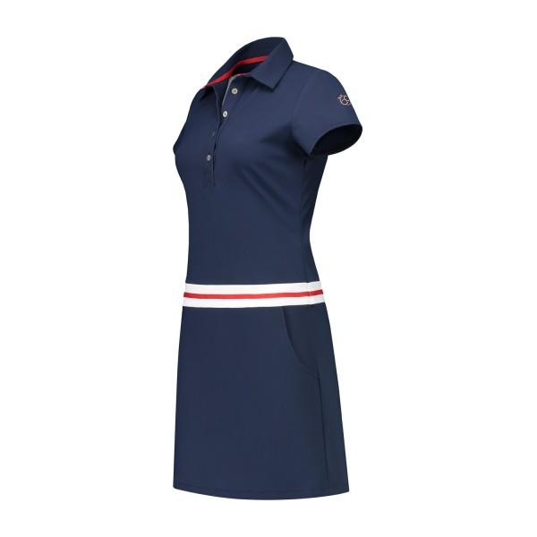 PAR 69 - BEAUTY jurk - donker blauw