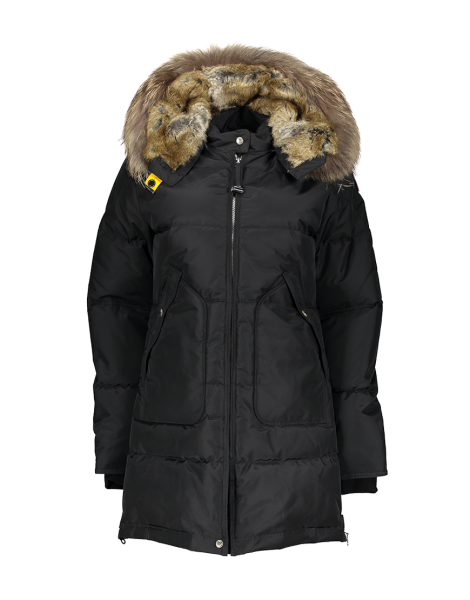 PARAJUMPERS - LONG BEAR GIRL- zwart