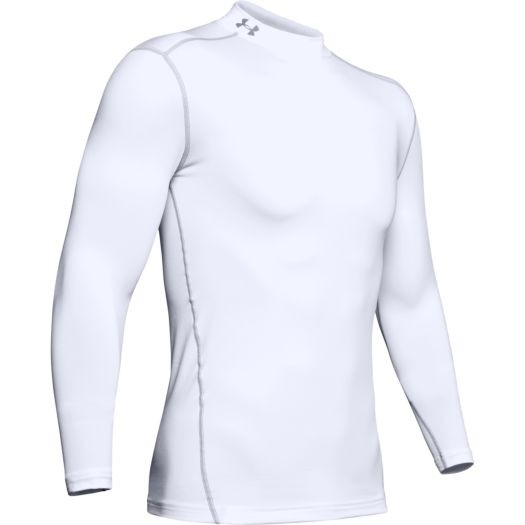 UNDER ARMOUR - COLD GEAR top - wit