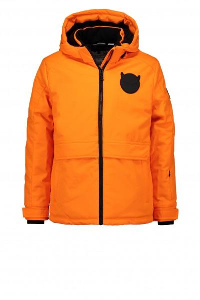 SUPERREBEL - SKI TECHNICAL jas boys - oranje