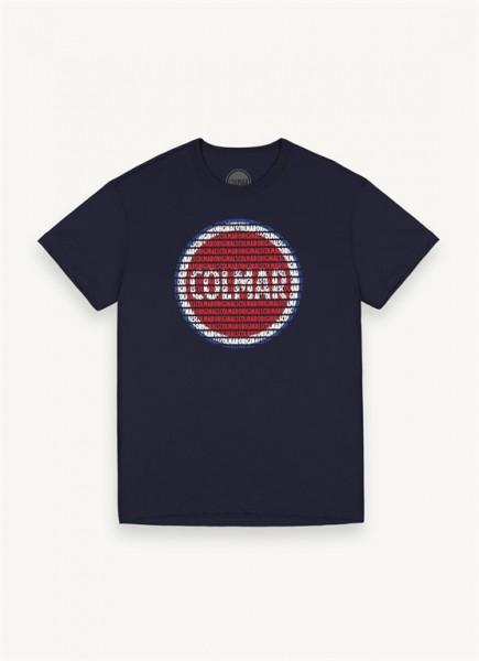 COLMAR - ORIGINALS MAXI-LOGO T-shirt - donker blauw