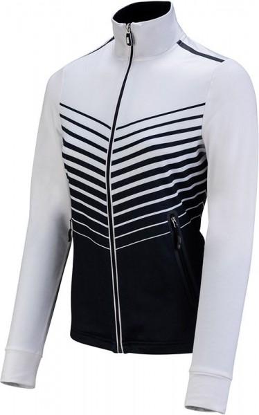 SJENG - VALERY vest women - wit/donkerblauw