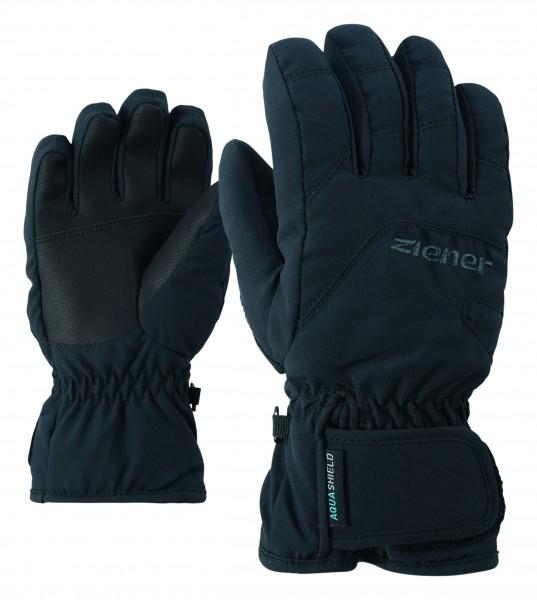 ZIENER - LIZZARD AS(R) handschoen - zwart
