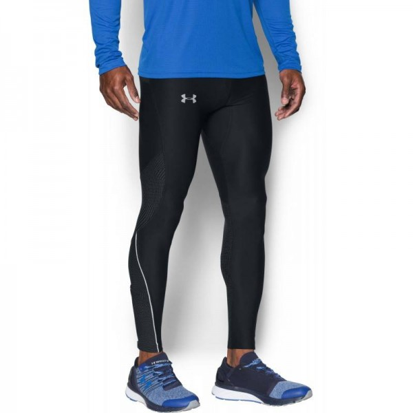 UNDER ARMOUR - NOVELTY broek men - zwart