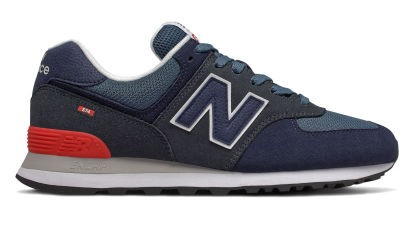 NEW BALANCE - ML574 men - donkerblauw
