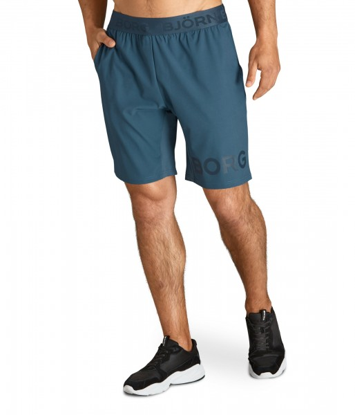 BJORN BORG - BORG SHORTS men - blauw