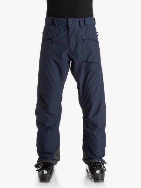 QUIKSILVER - BOUNDRY PLUS skibroek men - donkerblauw