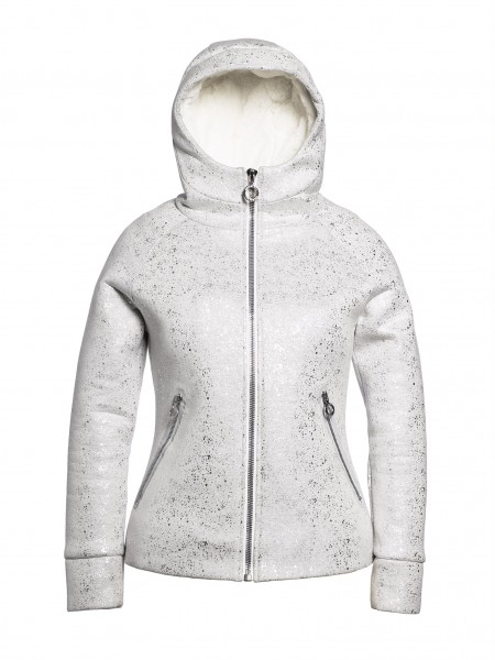 ARGENTO vest white