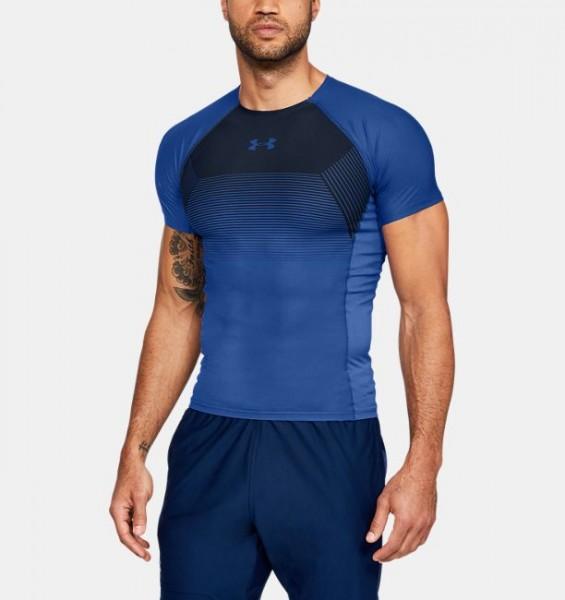 UNDER ARMOUR - VANISH top men - blauw