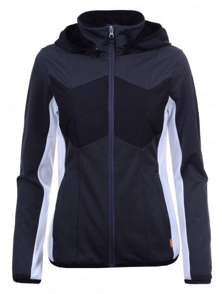 ICEPEAK - CORA vest - zwart