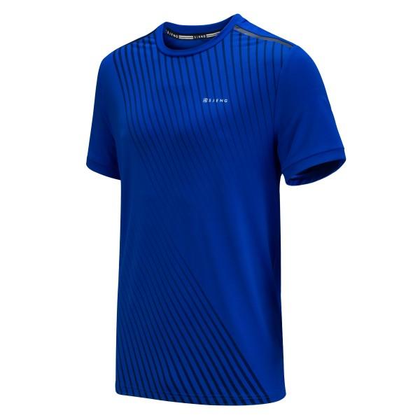 SJENG - THOMAS T-shirt - blauw