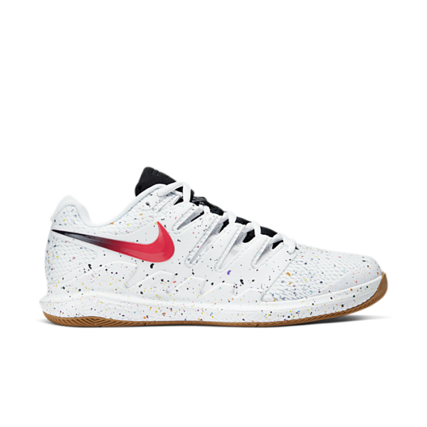 NIKE - Air Zoom Vapor X Tennisschoen men - wit