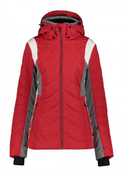 LUHTA - EMBOM ski-jas women - rood
