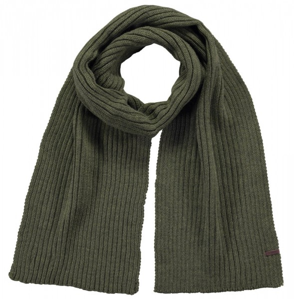 BARTS - WILBERT shawl men - groen