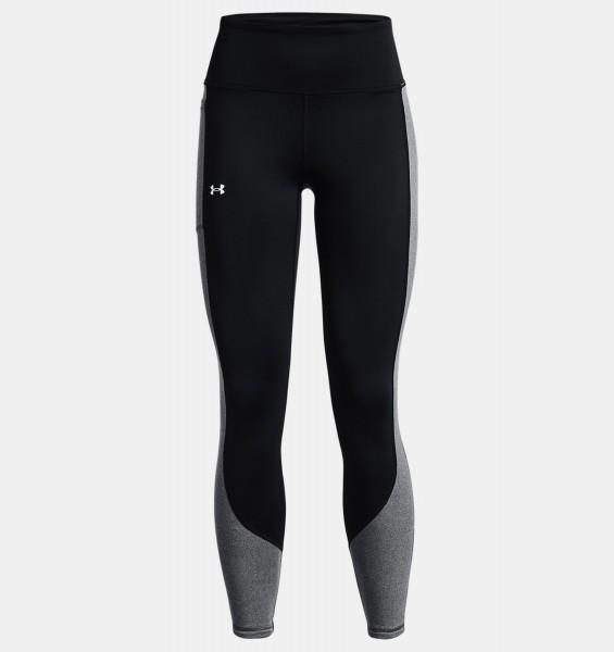UNDER ARMOUR - COZY BLOCKED legging dames - zwart