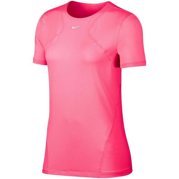 NIKE - PRO T-shirt women - roze