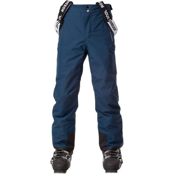 ROSSIGNOL - HIVER skibroek boys - donkerblauw