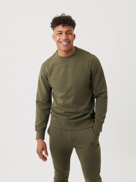 BJORN BORG - CENTRE sweater heren - groen