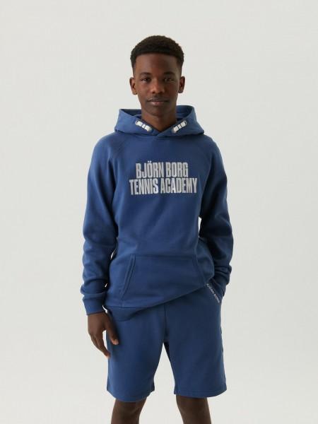 BJORN BORG - BORG SPORT HOOD boys - blauw
