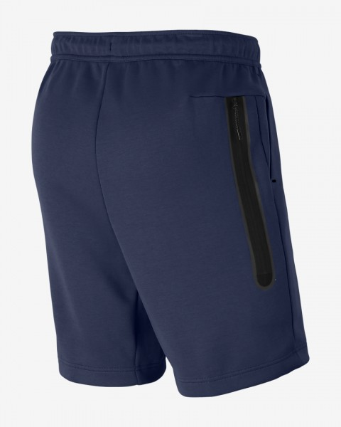 NIKE - TECH FLEECE Shorts men - zwart