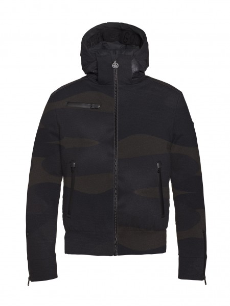 GOLDBERGH - WARRIOR ski-jas men - camo
