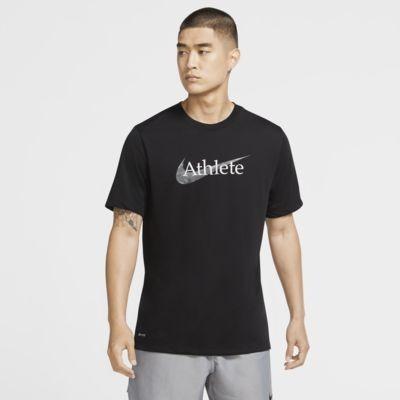NIKE - ATHLETE t-shirt men - zwart