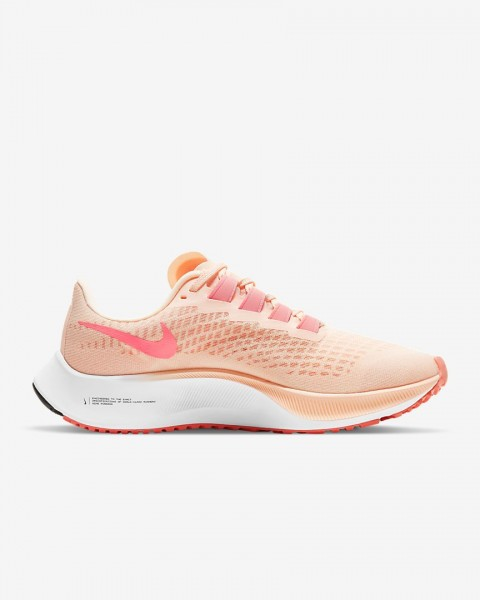 NIKE - AIR ZOOM PEGASUS 37 runningschoen women - oranje