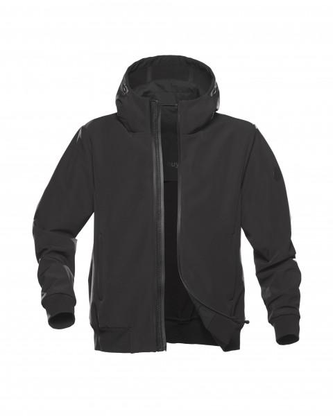 PEOPLE OF SHIBUYA - HIKARU jas men - zwart