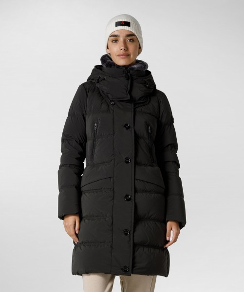 PEUTEREY - SCEPTRE winterjas dames - zwart