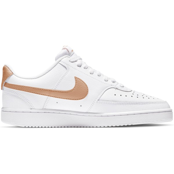 NIKE - COURT VISION LOW schoenen women - wit