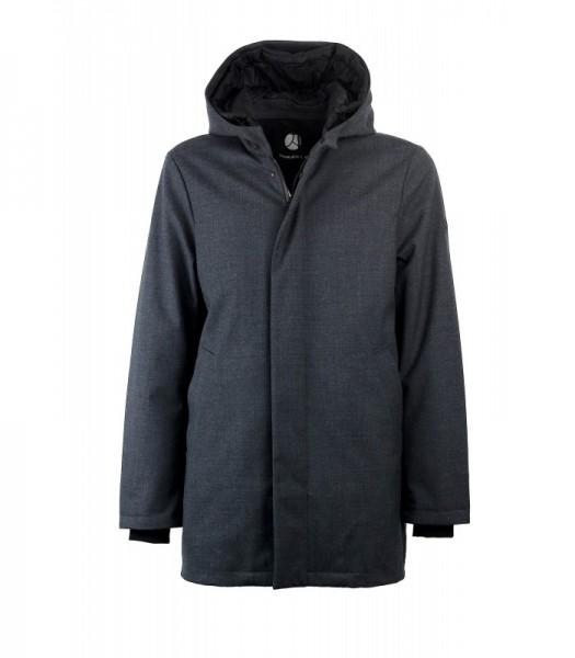 PEOPLE OF SHIBUYA - BOKU jas men - grijs