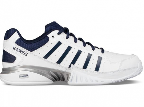 K-SWISS - Receiver IV Omni Tennisschoen men - wit