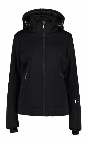 ICEPEAK - ERIE ski jas women - zwart