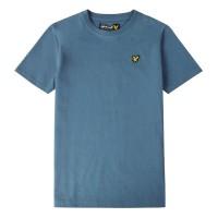 LYLE & SCOTT - CLASSIC t-shirt boys - blauw