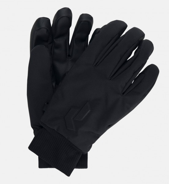 PEAK PERFORMANCE - UNITE SLIM handschoenen - zwart