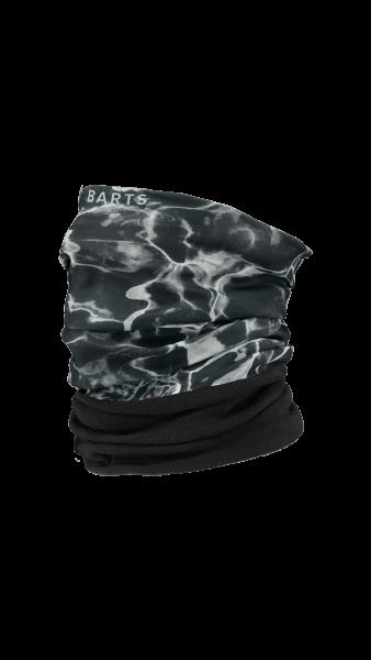 BARTS - MULTICOL WATER sjaal men - zwart/grijs