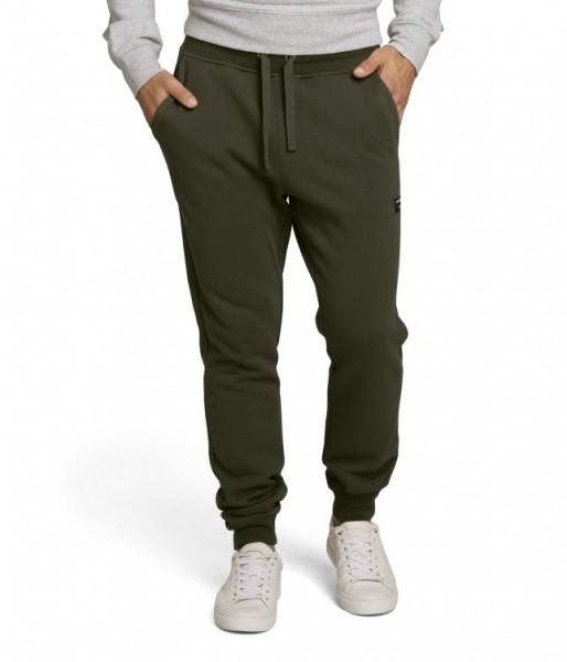 BJORN BORG - CENTRE TAPERED Pants men - groen
