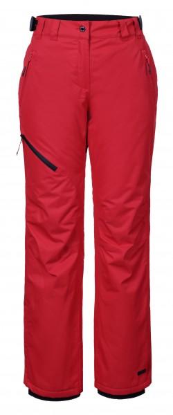ICEPEAK - JOSIE skibroek - rood