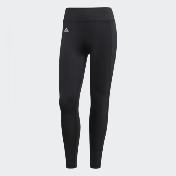 ADIDAS - CLUB TIGHT broek - zwart