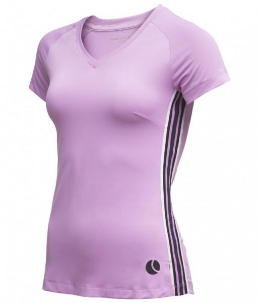 BJORN BORG - TESIA V t-shirt - roze